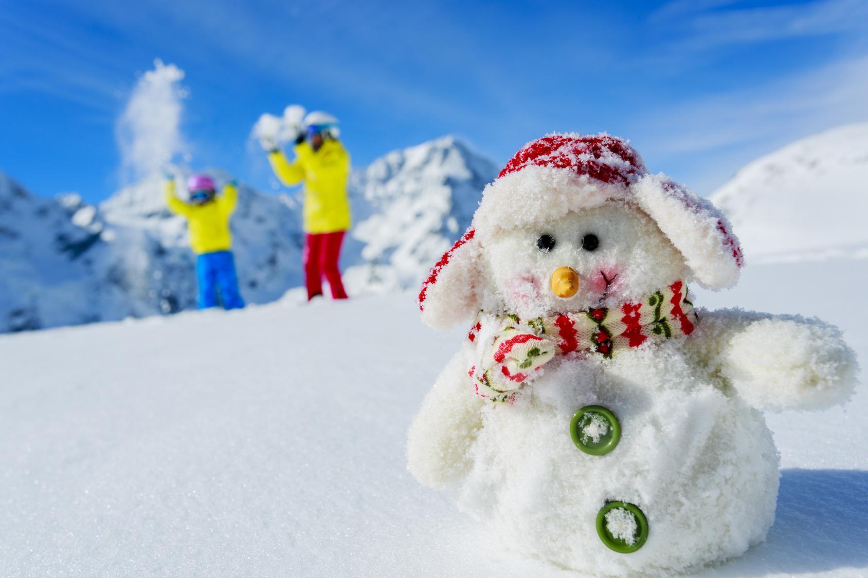 Consejos Para Hacer Un Muñeco De Nieve