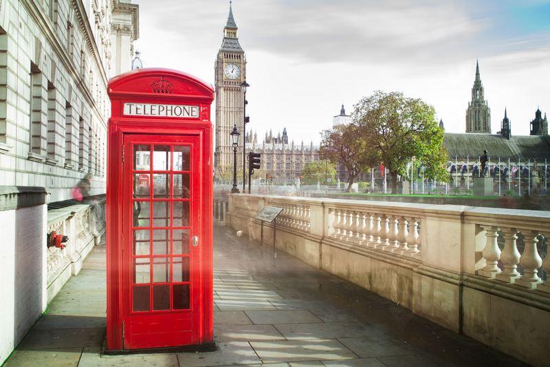 Londres en diciembre