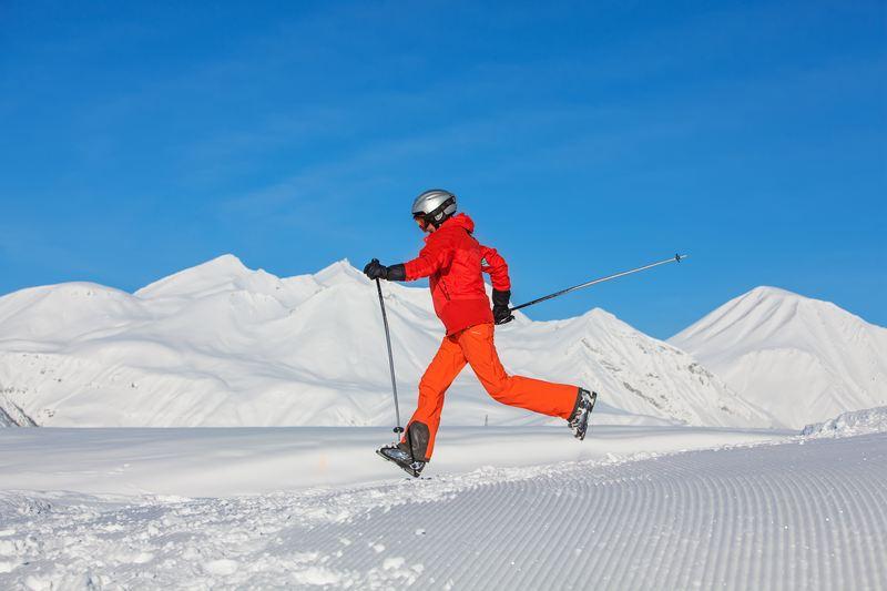 Alquiler de material de esquí
