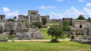 dónde ir de vacaciones en enero Tulum México