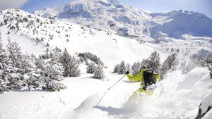 cómo preparar un finde en la nieve