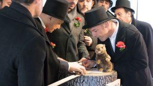 Primer día de la marmota en España