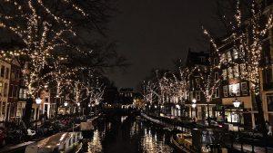 Laura de Santiago en Ámsterdam