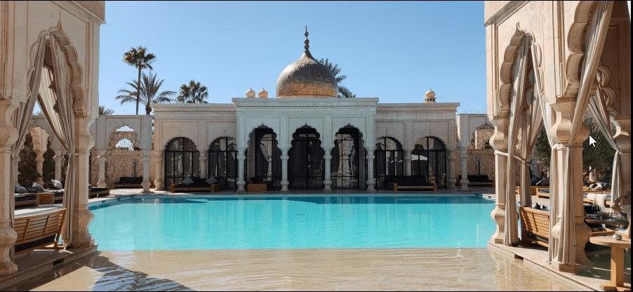 Opiniones Hotel Palais Namaskar Marrakech
