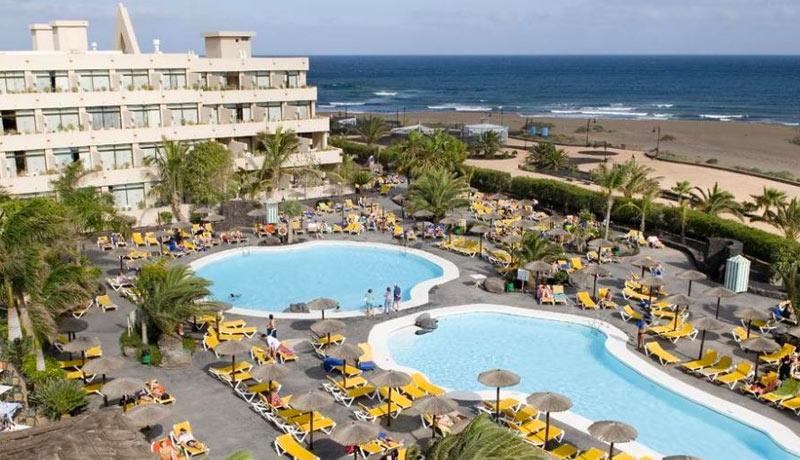 Hotel Beatriz Playa & Spa. (Tías, Lanzarote)