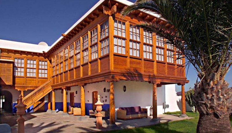 La Casona de Yaiza.(Yaiza, Lanzarote)