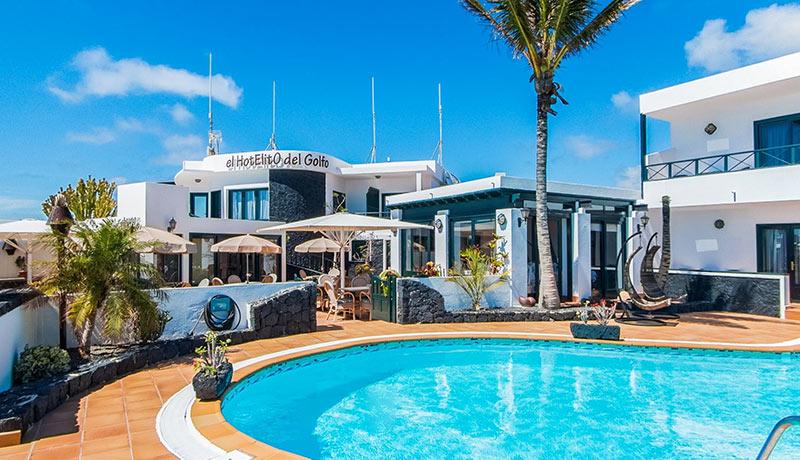 El Hotelito Del Golfo. (Yaiza, Lanzarote)