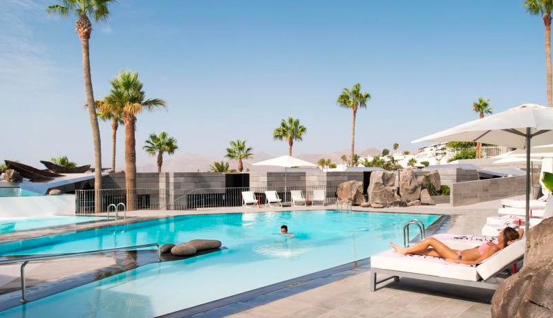 La Isla y el Mar, Hotel Boutique. (Tías, Lanzarote)