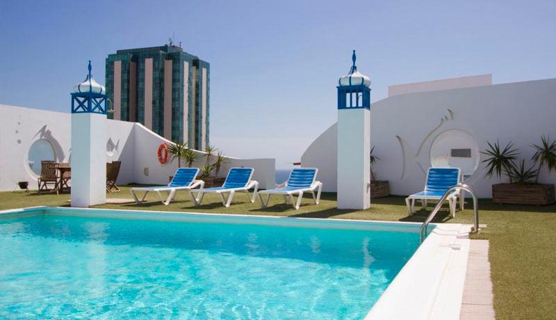Hotel Lancelot. (Arrecife, Lanzarote)