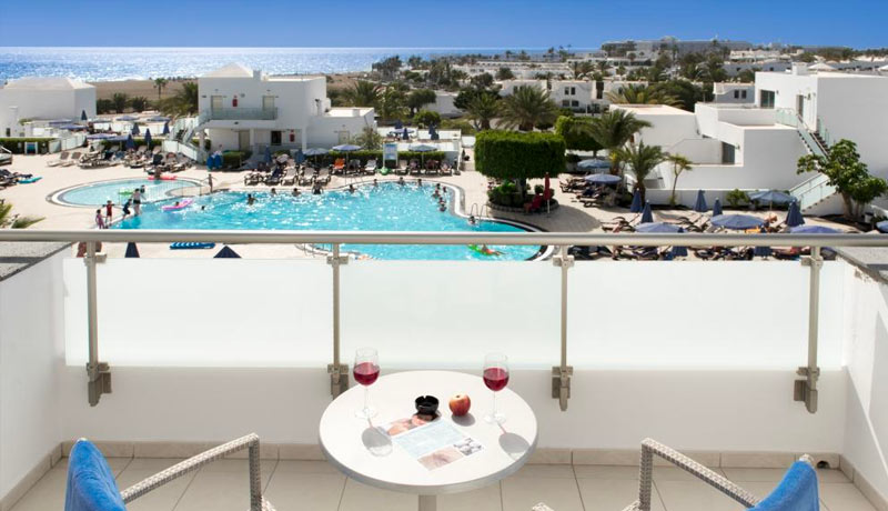 Hotel Lanzarote Village. (Tías, Lanzarote)