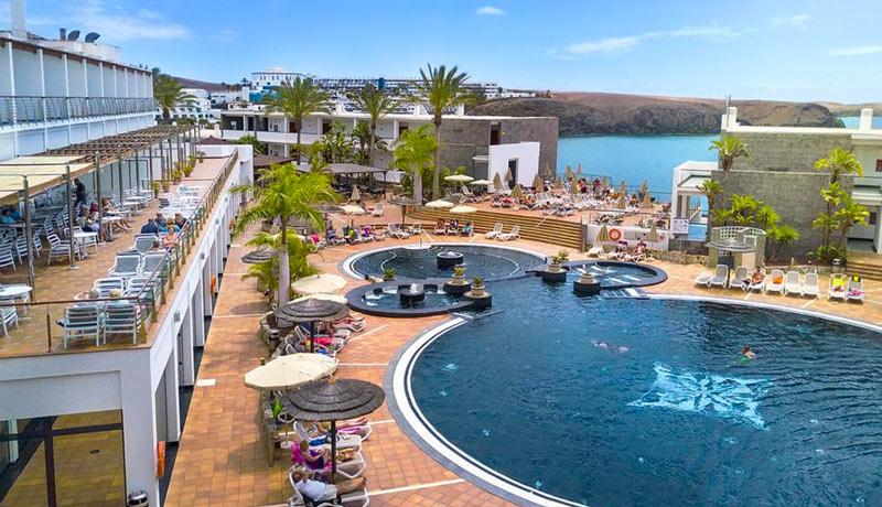 Hotel THe Mirador Papagayo. (Yaiza, Lanzarote)