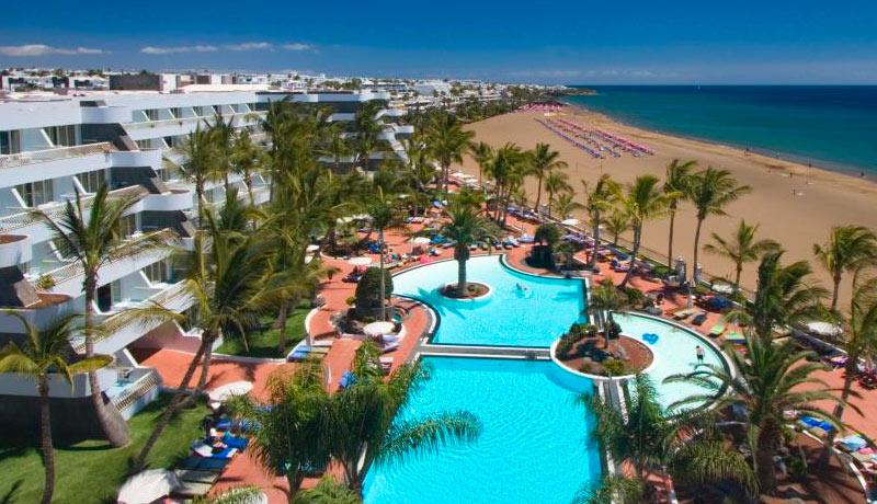 Suite Hotel Fariones. (Tías, Lanzarote)