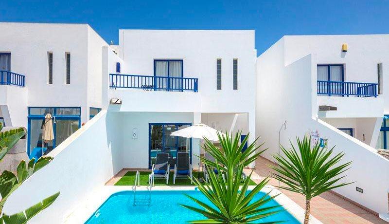 Villas Puerto Rubicon. (Yaiza, Lanzarote)