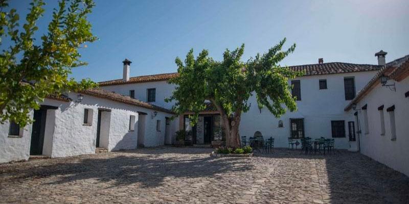 Hotel El Horcajo Ronda Málaga Andalucía. Hotel rural con encanto.