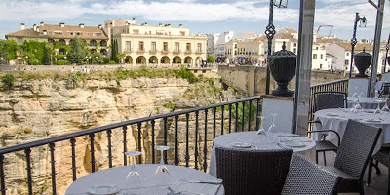 Hotel Montelirio. (Ronda, Málaga). Hotel con encanto en Andalucía. Turismo rural.