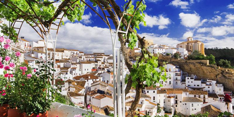 Setenil de las Bodegas Cádiz Andalucía