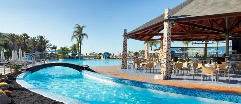 Hotel Todo Incluido en Gran Canaria. Hotel H10 Playa Meloneras. Maspalomas.