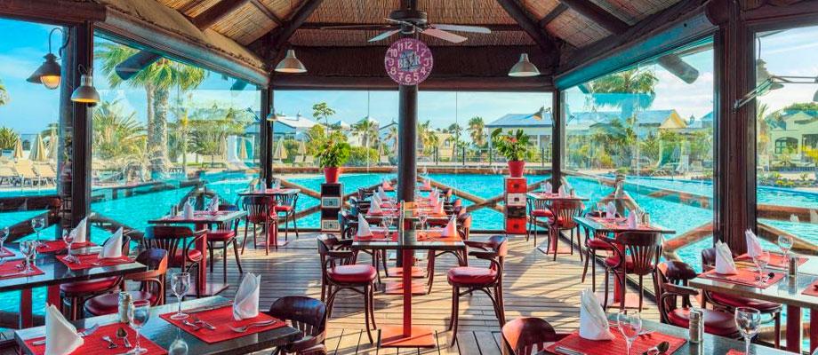 Hoteles Todo Incluido en Lanzarote, Canarias. Hotel H10 Rubicón Palace All Inclusive