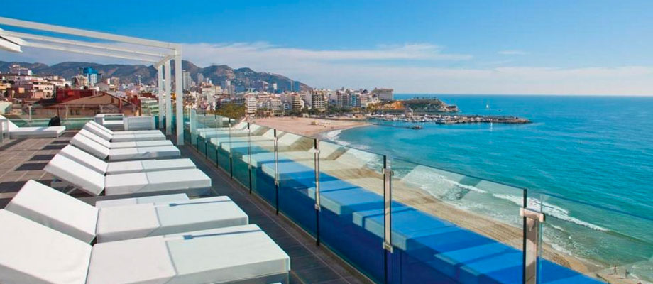 Hotel Todo Incluido en Benidorm Alicante. Hotel Villa del Mar Ultra All Inclusive. Mejor Todo Incluido Costa Blanca