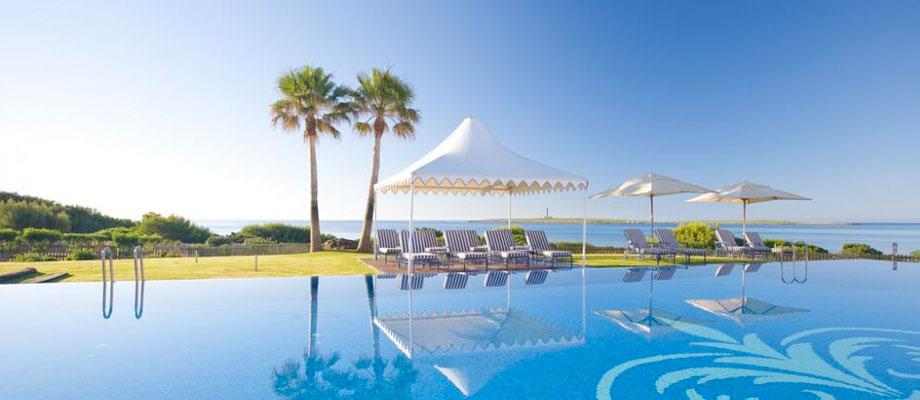 Hoteles Todo Incluido en Menorca, Baleares. Hotel Insotel Punta Prima Resort & Spa All Inclusive