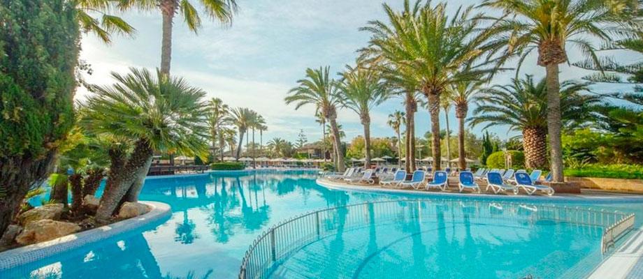 Hoteles Todo Incluido en Islas Baleares, Mallorca. Hotel Todo Incluido Portblue Club Pollentia Resort & Spa