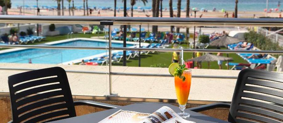 Hoteles Todo Incluido en Benidorm Costa Alicante. Hotel Poseidón Playa All Inclusive
