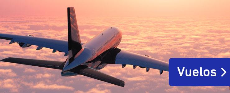 Venta de vuelos