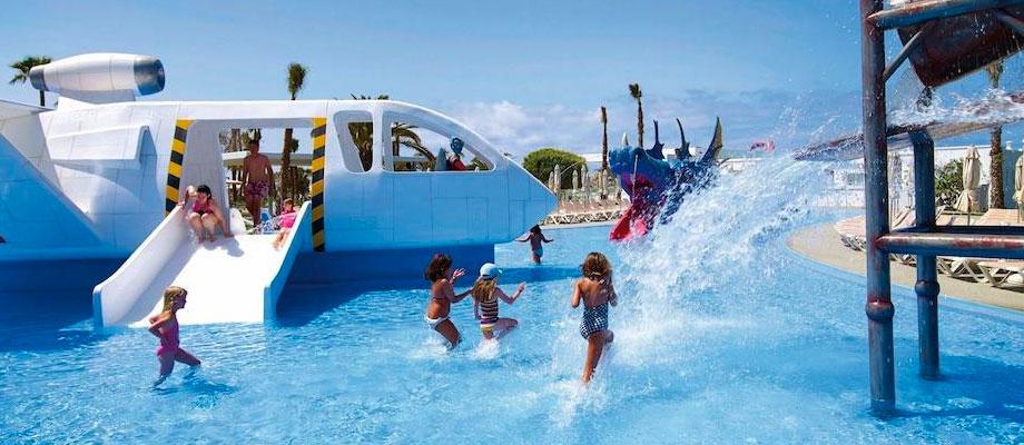 Hoteles Todo Incluido en Gran Canaria para niños. Hotel ClubHotel Riu Gran Canaria All Inclusive