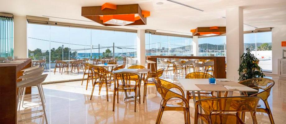 Hoteles Todo Incluido en Ibiza, Baleares. Hotel THB Naeco Ibiza Solo Adultos All Inclusive